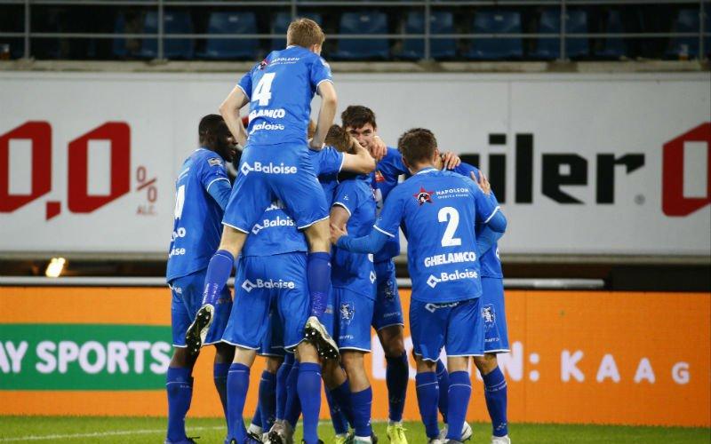 AA Gent met overtuiging naar de kwartfinale, ook KV Kortrijk stoot door