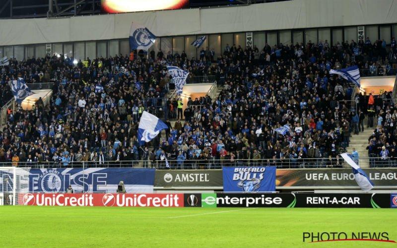 In februari neemt Gent het op tegen Tottenham in de Europa League. De ...