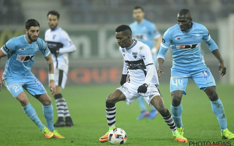 AA Gent ziet opeens nog een opvallende speler vertrekken