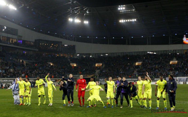 'Uitgemaakte zaak dat AA Gent gaat winnen tegen Genk'