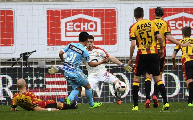 AA Gent is KV Mechelen helemaal aan het opeten
