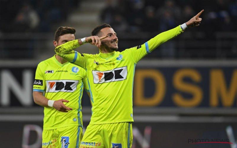 AA Gent zet Charleroi een hak in strijd om play-off I