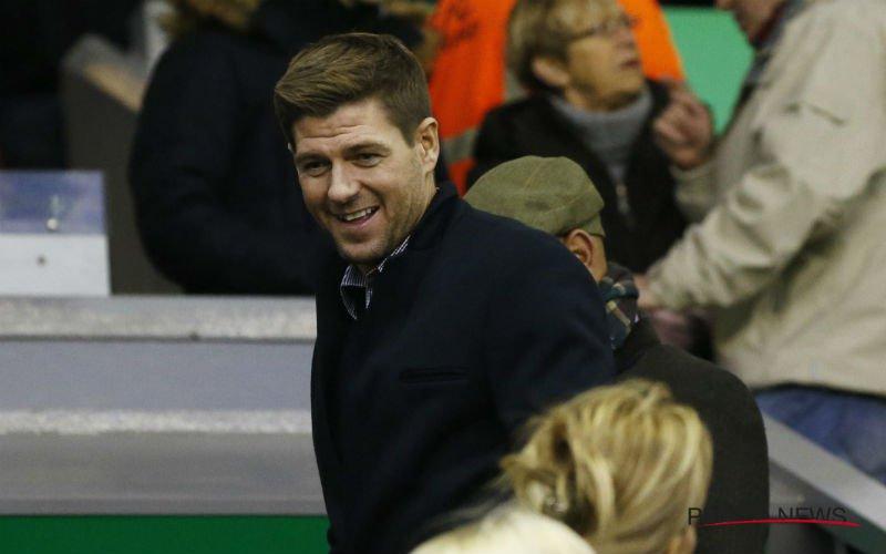 'Sensationele terugkeer van Steven Gerrard'