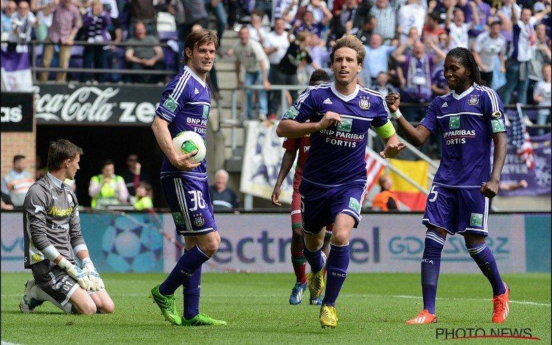'Anderlecht neemt na concreet voorstel dit besluit over terugkeer Biglia'
