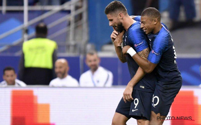 Wereldkampioen Frankrijk houdt Oranje af