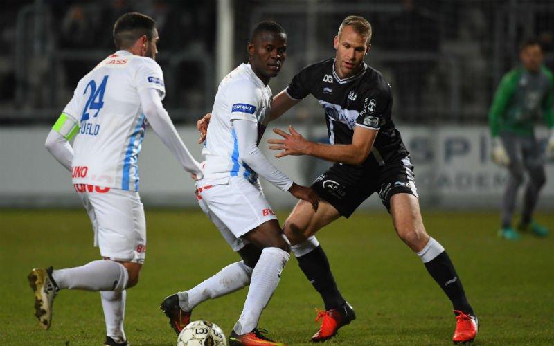 Laat doelpunt verlost RC Genk van Eupen