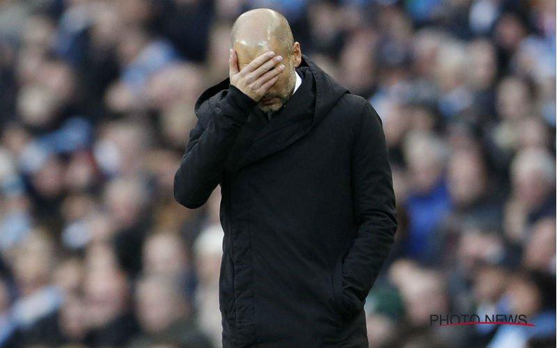 Guardiola grijpt keihard en in en gooit er 10 spelers uit bij Manchester City