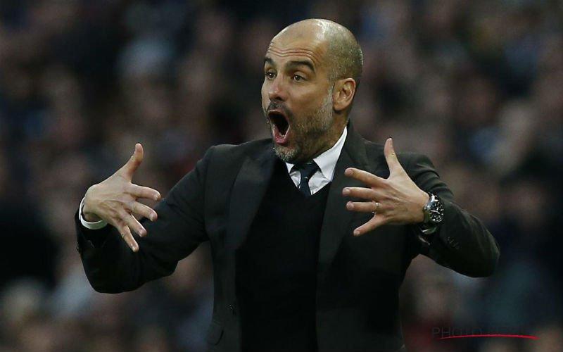 Guardiola dringt bij Manchester City aan voor toptransfer: 'We moéten hem halen'