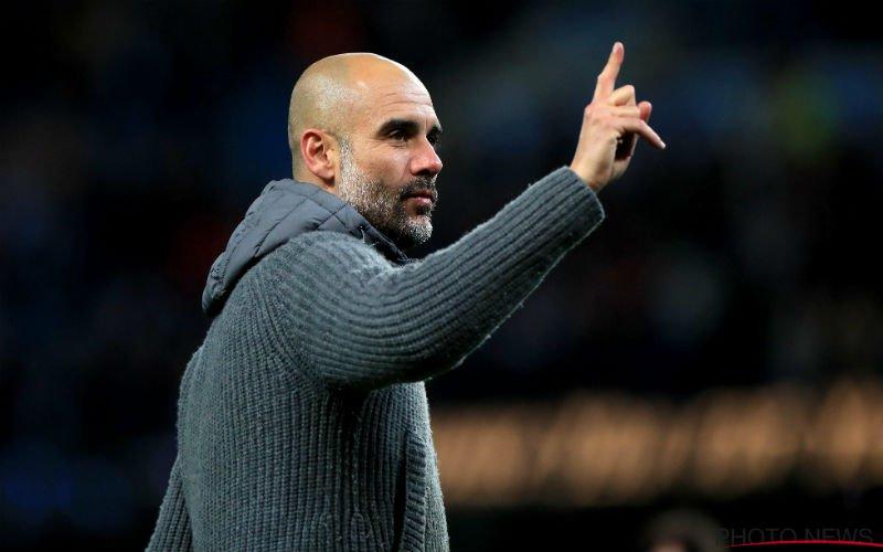 Guardiola geeft zijn mening over vertrek van Kompany naar Anderlecht