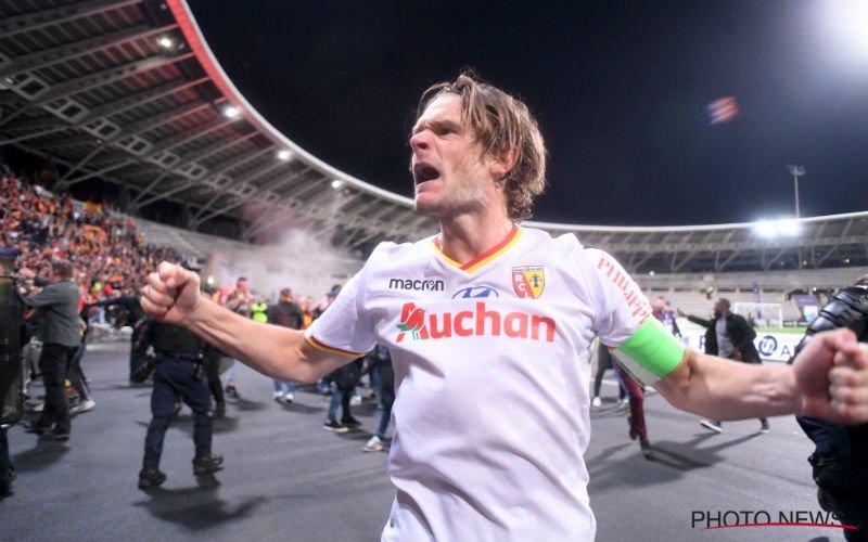 'Guillaume Gillet (36) staat voor terugkeer naar Jupiler Pro League'