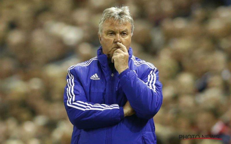 Guus Hiddink gaat opnieuw aan de slag