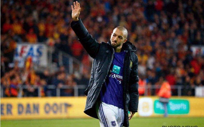 Investeert Anderlecht fors voor terugkeer van Hanni?