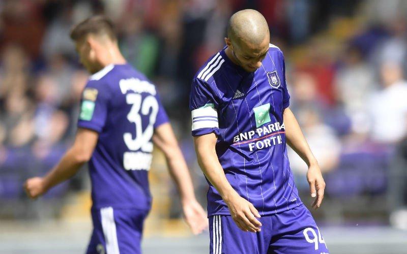 Hanni erg gefrustreerd na nederlaag tegen STVV