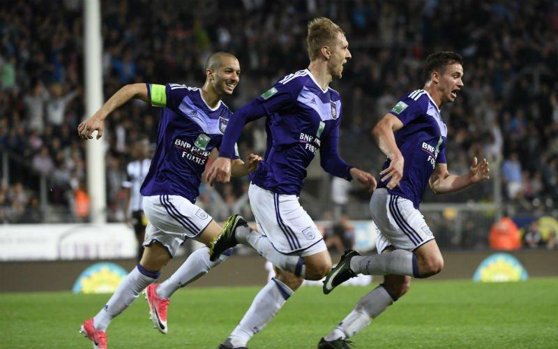 RSC Anderlecht kroont zich voor de 34ste keer tot landskampioen, Club in de problemen