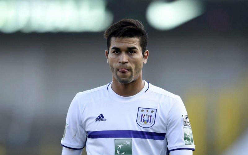 Harbaoui trapt nog eens extra na naar Anderlecht