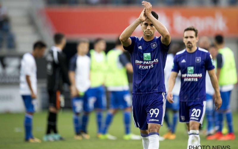 Harbaoui over Anderlecht: