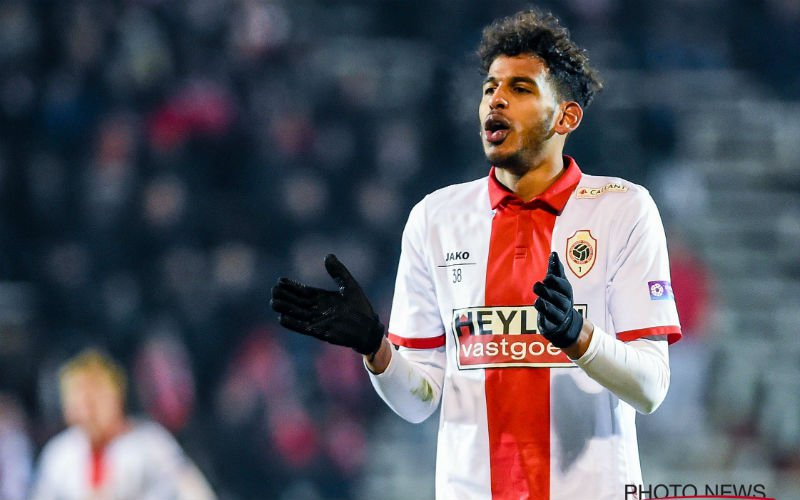 Faris Haroun krijgt ongelofelijk nieuws te horen vlak voor titelwedstrijd