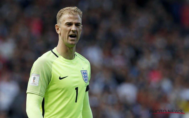 'Joe Hart wordt mogelijk nieuwe doelman van deze Belgische topclub'