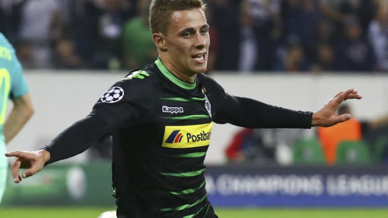 Er is belangrijk nieuws over Thorgan Hazard