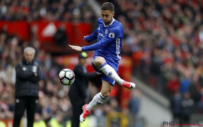 Wat is er aan de hand met Eden Hazard?