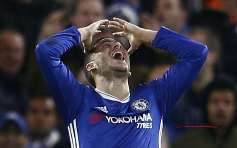 'Rode Duivels met handen in het haar na nieuws over Eden Hazard'