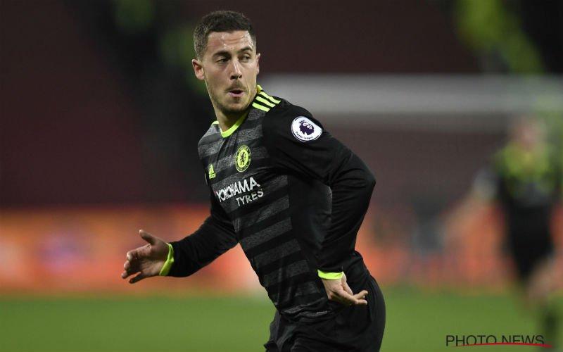'Chelsea neemt belangrijk besluit over Hazard'