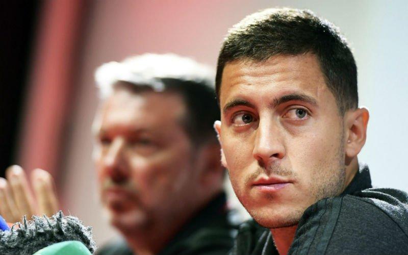 'Chelsea laat Hazard voor megasom naar Barcelona gaan'
