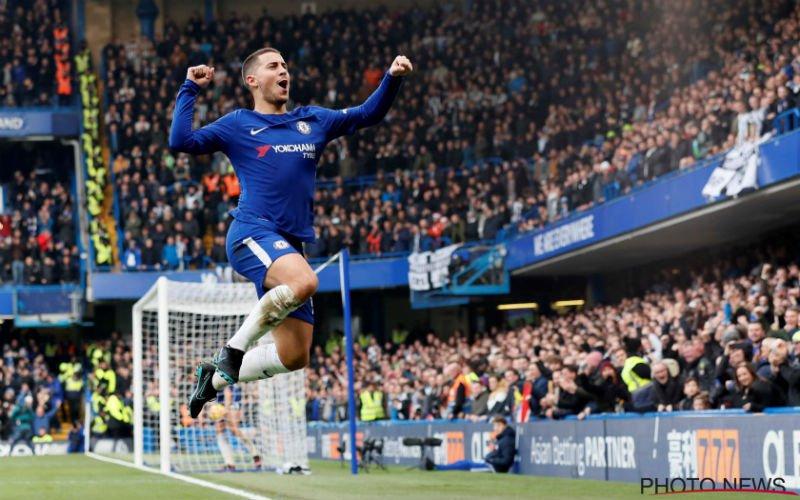 'Eden Hazard verrast en onderhandelt al met deze topclub'
