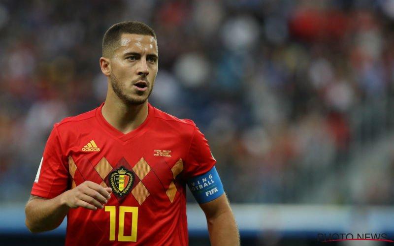 'Hazard verrast Real Madrid met twee belangrijke eisen voor transfer'