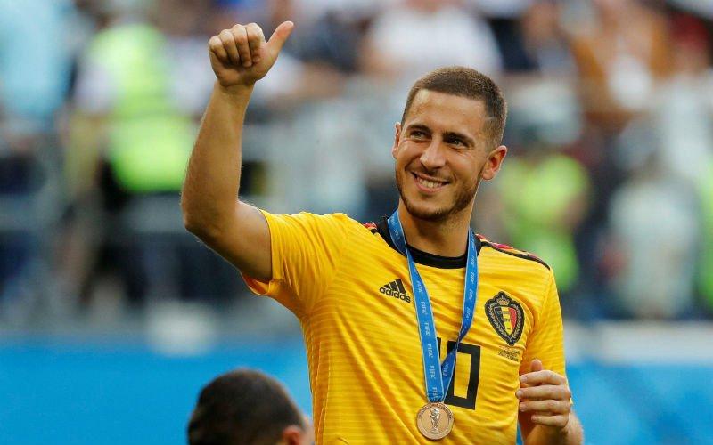 Onverwachte topdeal voor Hazard: 'Bestbetaalde speler ooit'