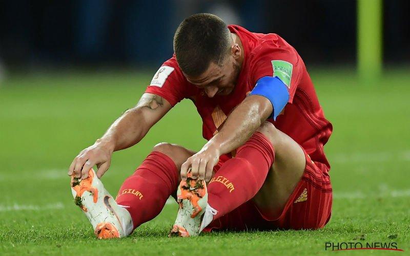 'Eden Hazard kan via speciale constructie toch nog naar Real Madrid'