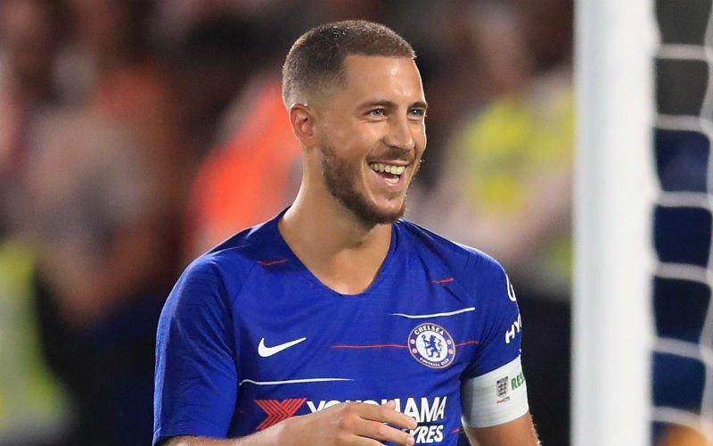 Degryse heeft fikse waarschuwing voor Eden Hazard na mislukte transfer