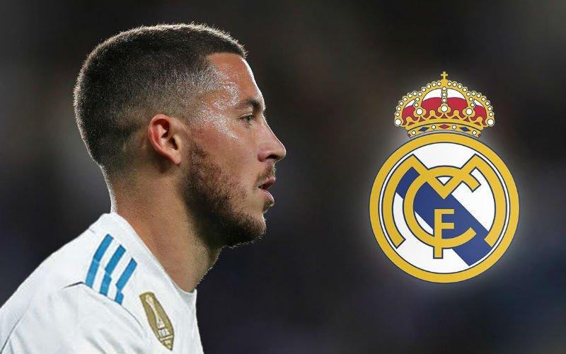 Het is zover: 'Dan wordt de transfer van Hazard naar Real afgerond'