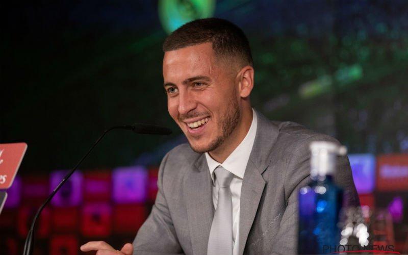 Barcelona geschokt door nieuws over Hazard: