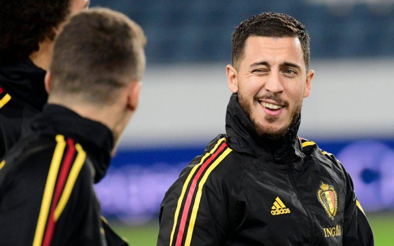 Hazard verklaart waarom enkel hij 'beslissend' is voor de Rode Duivels