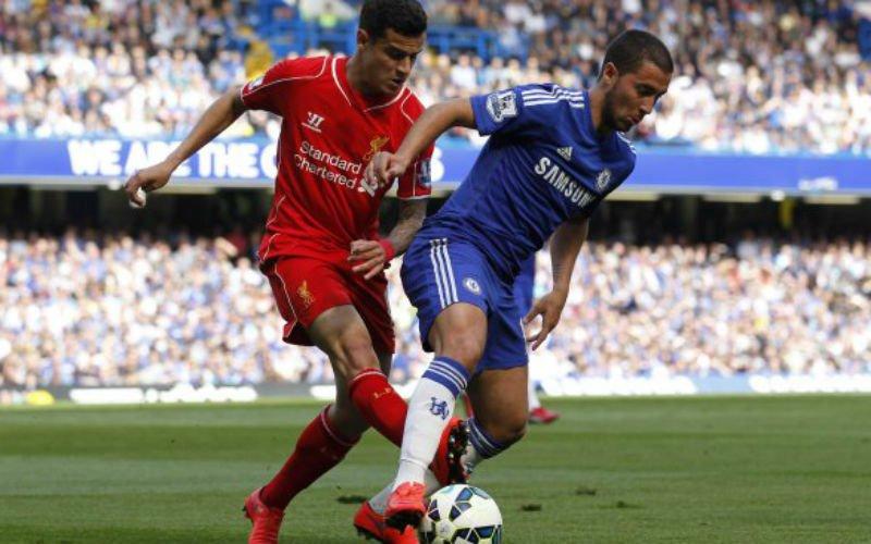 Eden Hazard deelt een steek uit aan ex-coach José Mourinho