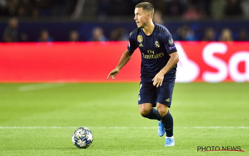 Eden Hazard compleet belachelijk gemaakt na afgang tegen PSG