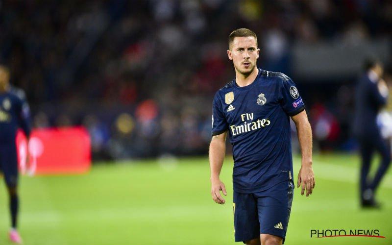 L'Equipe vernedert Hazard met bizarre quotering tegen PSG