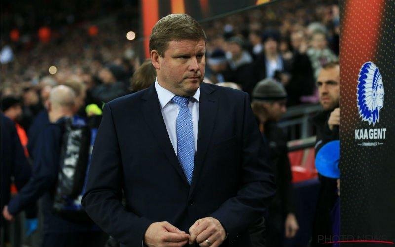 Vanhaezebrouck verbaast heel Genk met uitspraken:
