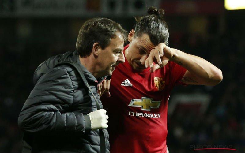 Onwaarschijnlijk: 'Dan is Ibrahimovic al opnieuw fit'