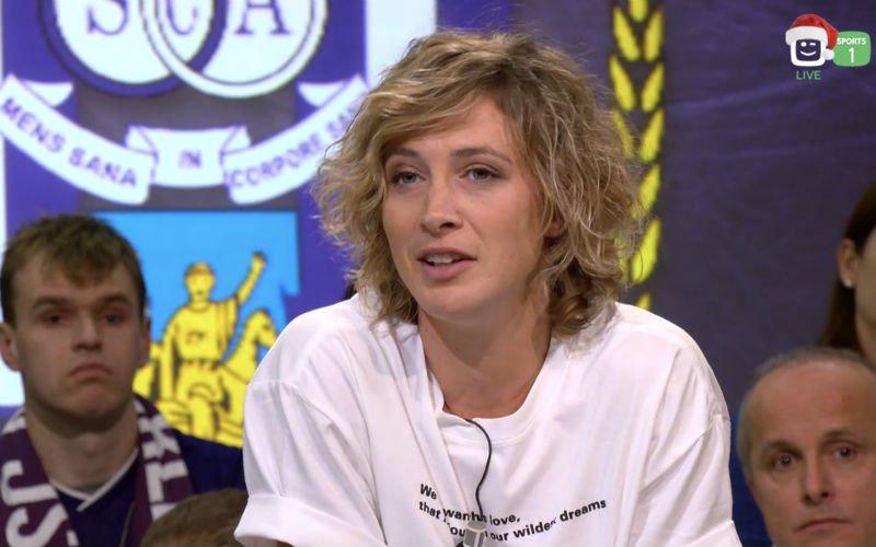 """Imke Courtois eerlijk over douchen met vrouwen: """"Zo gaat het er bij ons aan toe"""""""