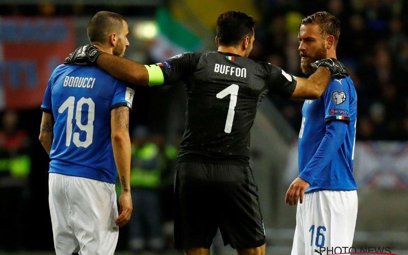 'Toptrainer solliciteert naar functie als bondscoach van Italië'
