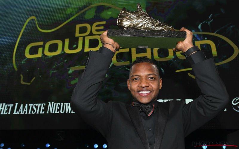 Gouden Schoen Izquierdo laat zich uit over gemiste transfer