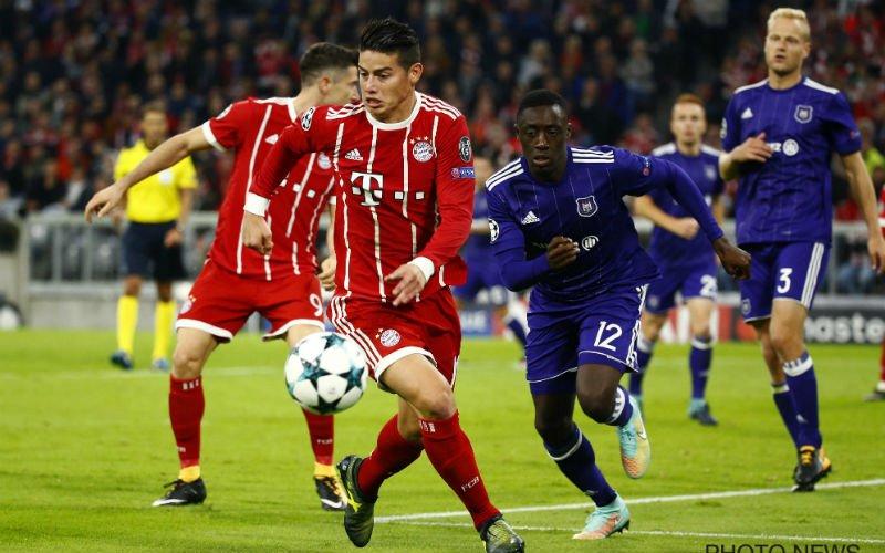 Bayern München neemt definitief besluit over James Rodriguez