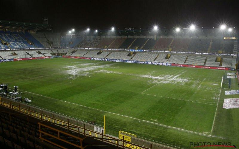 Zo ziet het veld van Jan Breydel er vandaag uit (foto)