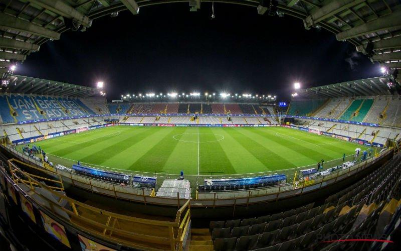 Zware kritiek op nieuw stadion van Club Brugge: