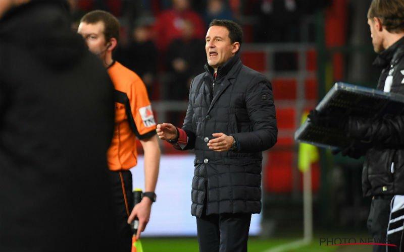 'Standard neemt besluit over coach Jankovic'