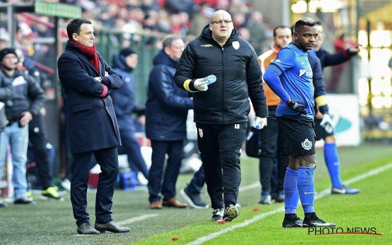'Club Brugge grijpt drastisch in om Izquierdo sneller fit te krijgen'