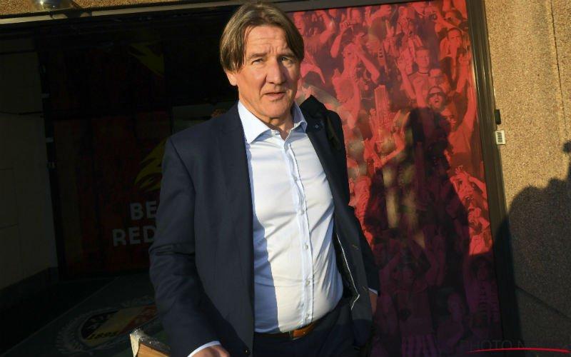 Janssens wil niet dat Genk zoals Anderlecht wordt: