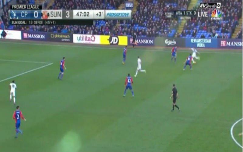 Adnan Januzaj verbaast met een geweldige assist (Video)